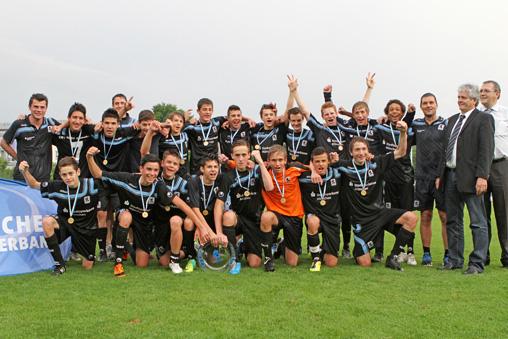 C Junioren Regionalliga Süd