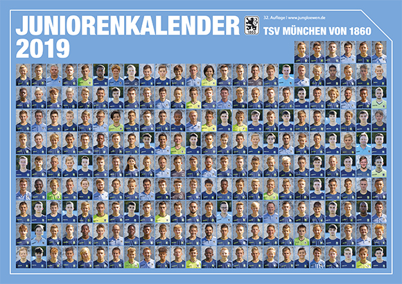 Juniorenkalender 2019
