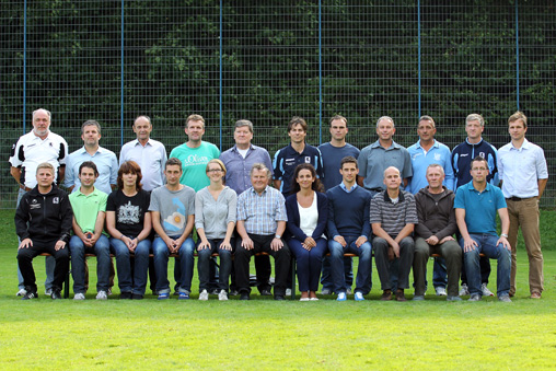 Teamfoto Mitarbeiter