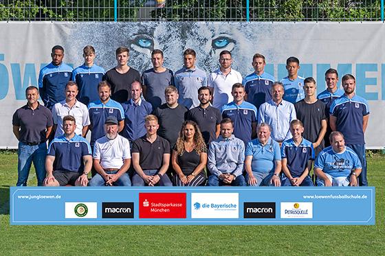 Teamfoto Mitarbeiter 2019/2020