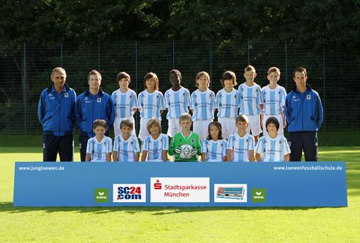 U11-Junioren 2010/2011