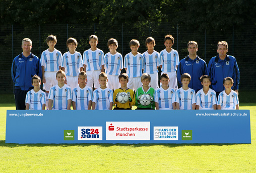 U12-Junioren 2010/2011