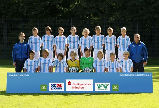 U13-Junioren 2010/2011