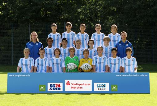 U14-Junioren 2010/2011
