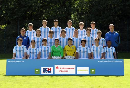 U15-Junioren 2010/2011
