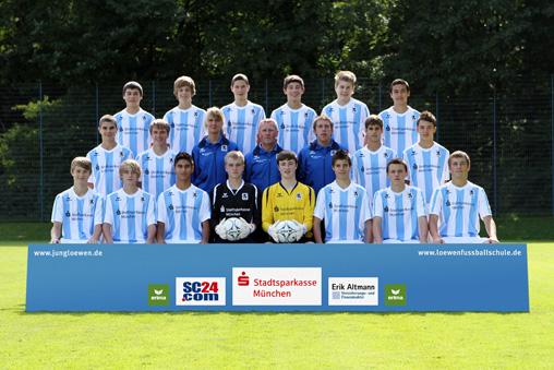 U16-Junioren 2010/2011