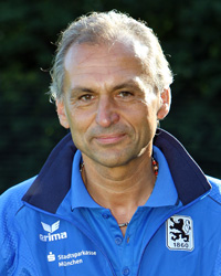 Co-Trainer Franz Leder