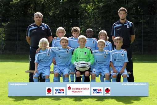 U10-Junioren 2011/2012