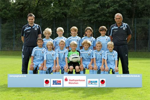 U11-Junioren 2011/2012