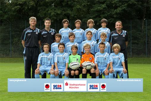 U12-Junioren 2011/2012