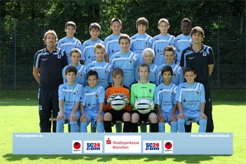 U13-Junioren 2011/2012