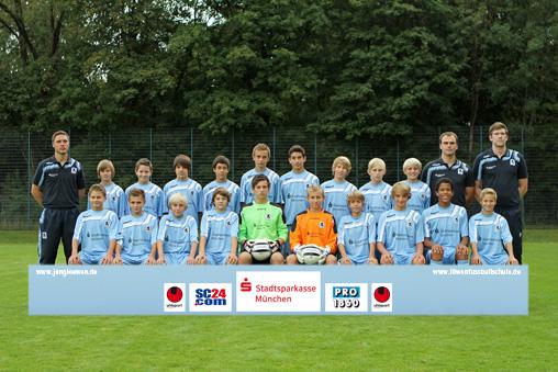 U14-Junioren 2011/2012