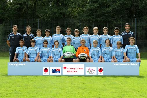U15-Junioren 2011/2012