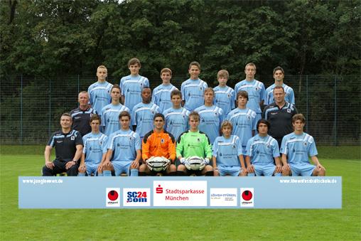 U16-Junioren 2011/2012