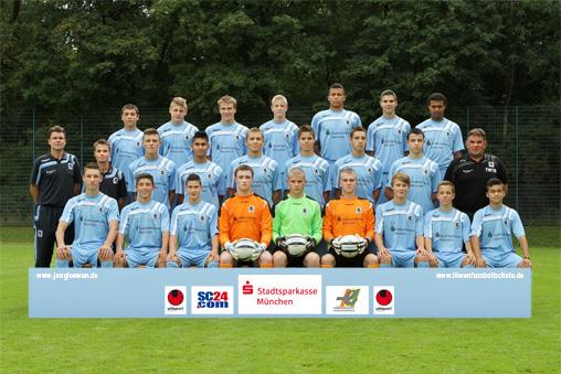 U17-Junioren 2011/2012