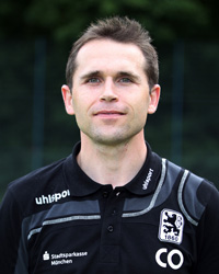 Co-Trainer Daniel Schneider