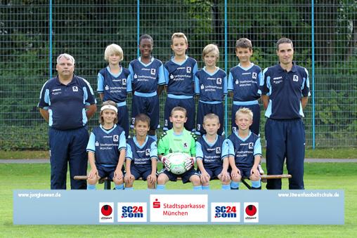 U10-Junioren 2012/2013
