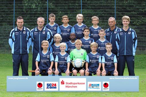 U11-Junioren 2012/2013
