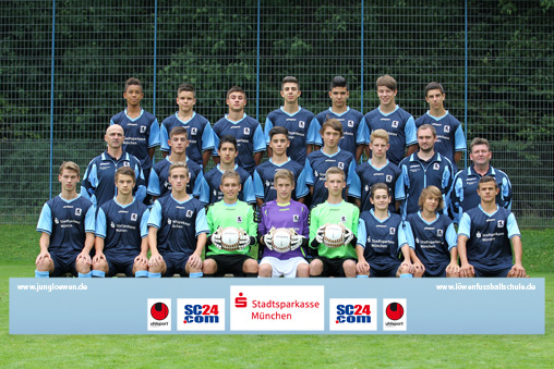 U16-Junioren 2012/2013