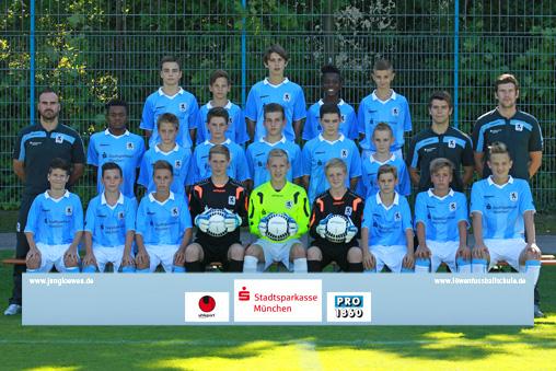 U14-Junioren 2013/2014