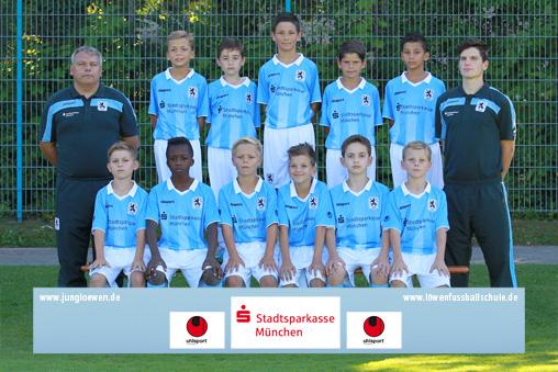 U10-Junioren 2013/2014