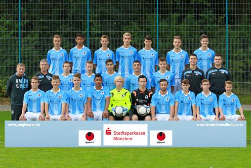 U16-Junioren 2013/2014