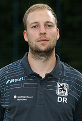 U19 Co-Trainer Daniel Rieplhuber