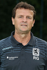 U19 Co-Trainer Radoman Grbovic