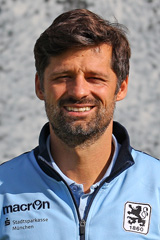 U16 Trainer Filip Tapalovic