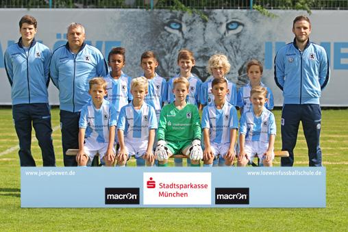 U10-Junioren 2015/2016