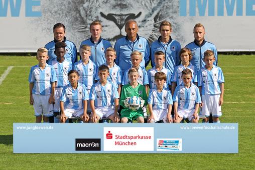 U11-Junioren 2015/2016