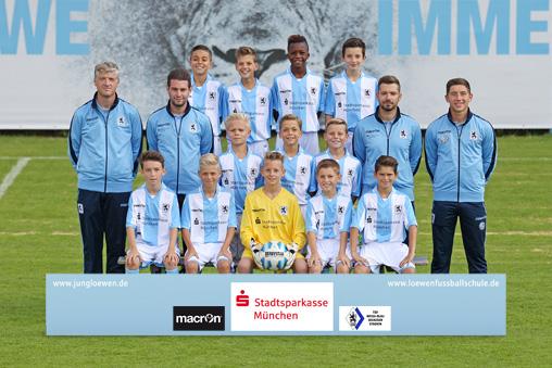 U12-Junioren 2015/2016