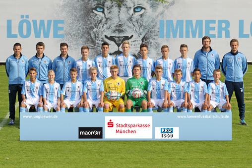 U14-Junioren 2015/2016