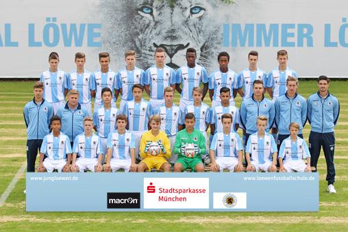 U15-Junioren 2015/2016