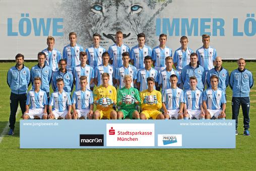 U16-Junioren 2015/2016