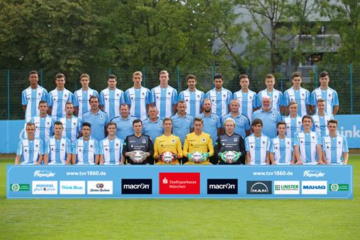 U19-Junioren 2015/2016