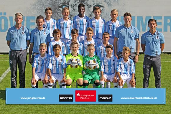 U12-Junioren 2016/2017