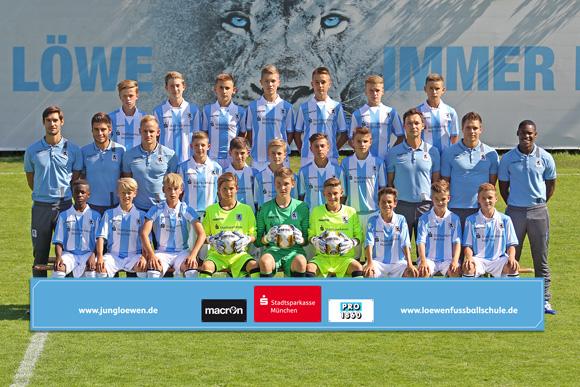 U14-Junioren 2016/2017