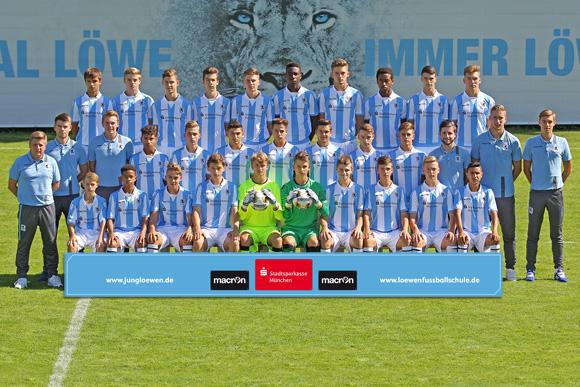 U16-Junioren 2016/2017