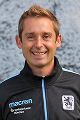 U13 Trainer Dominik Strauch