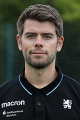 U19 Co-Trainer Peter Ulbricht