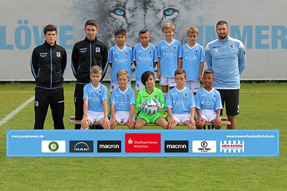U9-Junioren 2017/2018