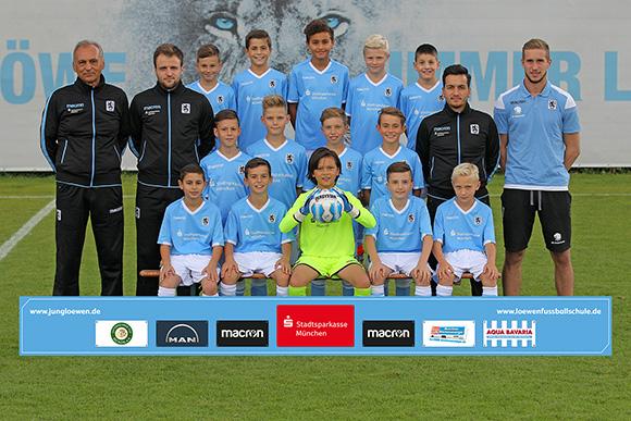 U11-Junioren 2017/2018