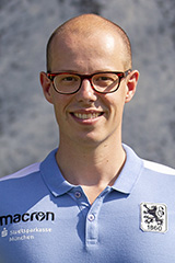 Physiotherapeut Christian Bergmaier