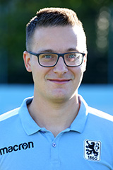 U19 Co Trainer Florian Hofberger