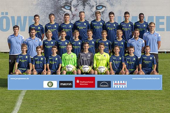 U15-Junioren 2018/2019