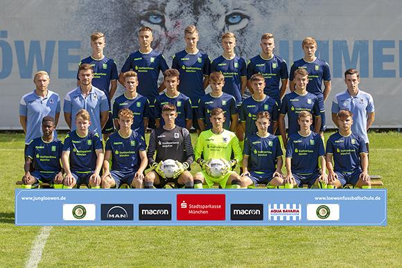 U16-Junioren 2018/2019