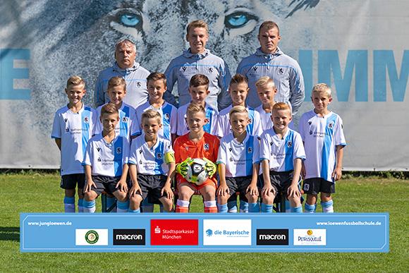 U10-Junioren 2019/2020