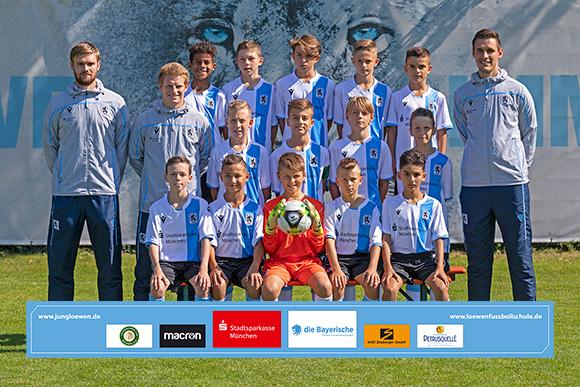 U12-Junioren 2019/2020