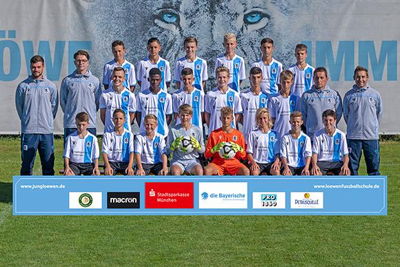 U14-Junioren 2019/2020